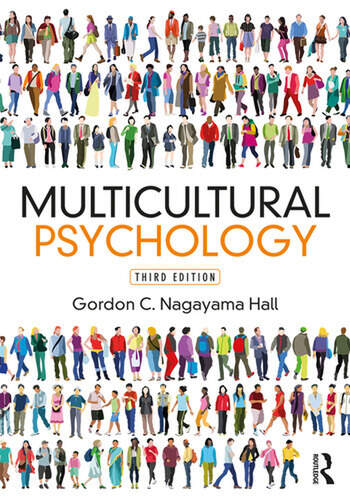 Multicultural Psychology Third Edition book cover