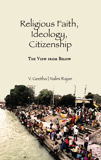 Religious Faith, Ideology, Citizenship The View from Below book cover