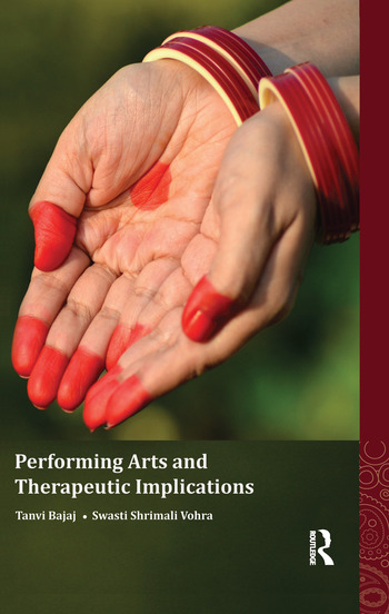 Performing Arts and Therapeutic Implications book cover