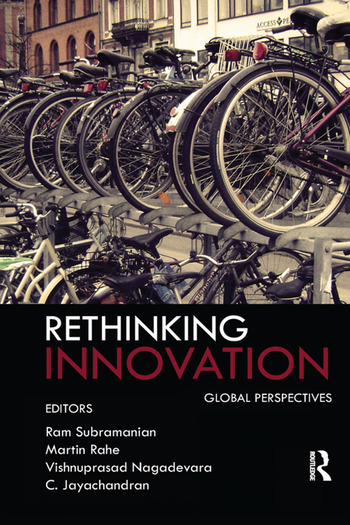 Rethinking Innovation Global Perspectives book cover