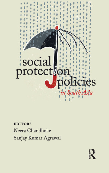 Social Protection Policies in South Asia book cover