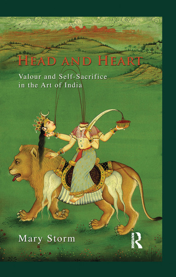 Head and Heart Valour and Self-Sacrifice in the Art of India book cover