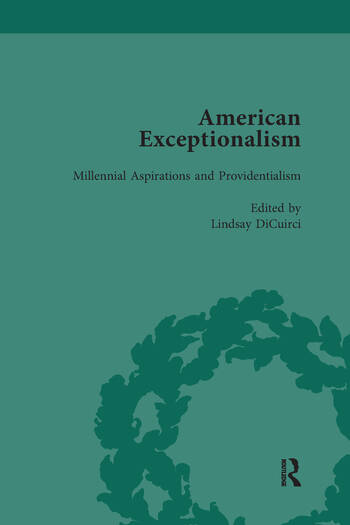 American Exceptionalism Vol 3 book cover