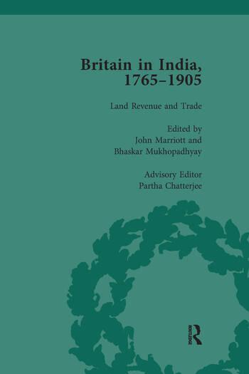 Britain in India, 1765-1905, Volume II book cover