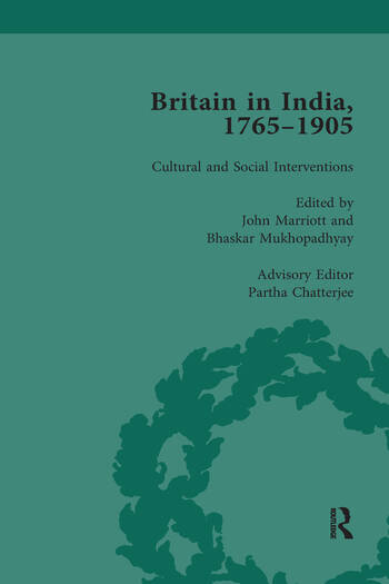 Britain in India, 1765-1905, Volume IV book cover