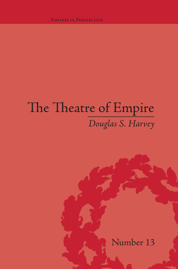 The Theatre of Empire Frontier Performances in America, 1750–1860 book cover