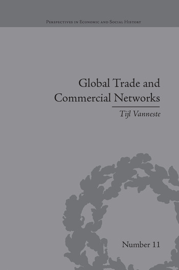 Global Trade and Commercial Networks Eighteenth-Century Diamond Merchants book cover