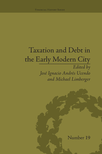 Taxation and Debt in the Early Modern City book cover