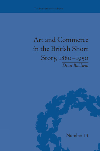 Art and Commerce in the British Short Story, 1880–1950 book cover