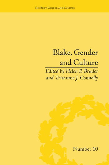 Blake, Gender and Culture book cover