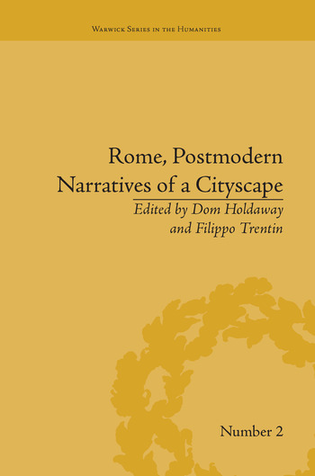 Rome, Postmodern Narratives of a Cityscape book cover
