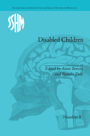 Disabled Children Contested Caring, 1850–1979 book cover