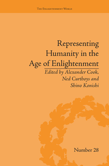 Representing Humanity in the Age of Enlightenment book cover