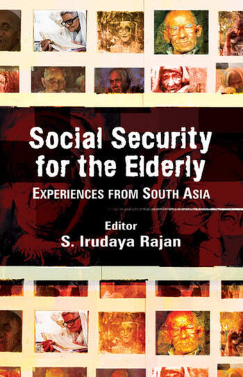 Social Security for the Elderly Experiences from South Asia book cover