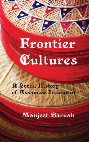 Frontier Cultures A Social History of Assamese Literature book cover