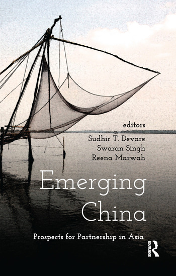 Emerging China Prospects of Partnership in Asia book cover