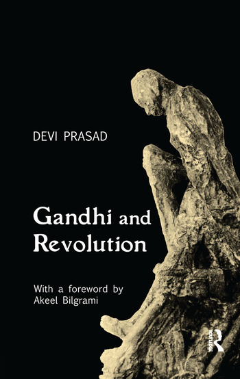 Gandhi and Revolution book cover
