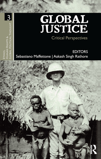 Global Justice Critical Perspectives book cover