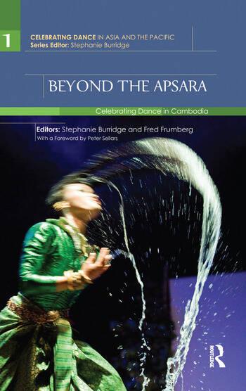 Beyond the Apsara Celebrating Dance in Cambodia book cover