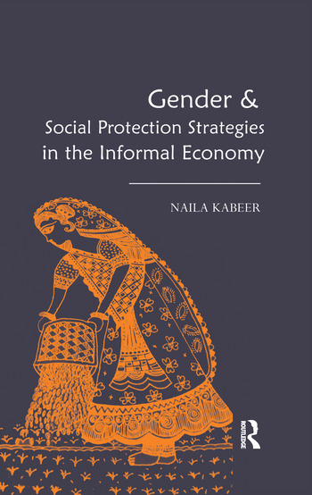 Gender & Social Protection Strategies in the Informal Economy book cover