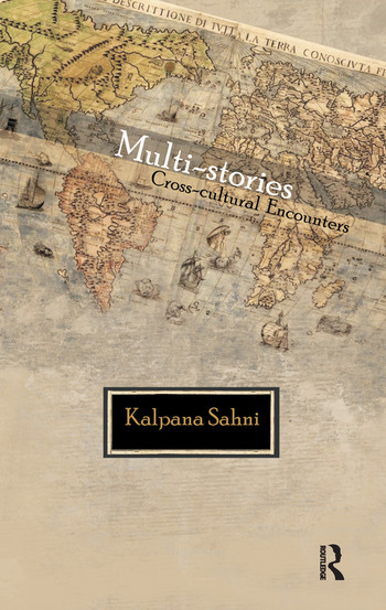 Multi-stories Cross-cultural Encounters book cover