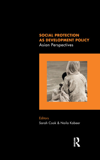 Social Protection as Development Policy Asian Perspectives book cover