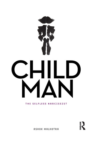 Child Man The Selfless Narcissist book cover