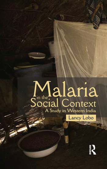 Malaria in the Social Context A Study in Western India book cover