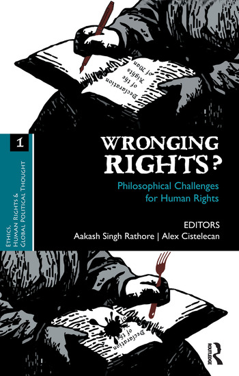 Wronging Rights? Philosophical Challenges for Human Rights book cover
