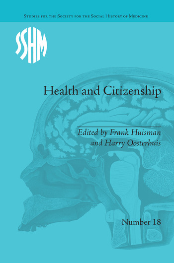 Health and Citizenship Political Cultures of Health in Modern Europe book cover