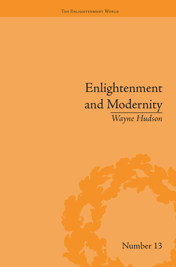 Enlightenment and Modernity The English Deists and Reform book cover
