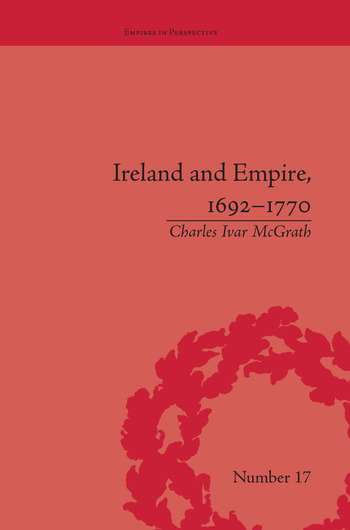Ireland and Empire, 1692-1770 book cover