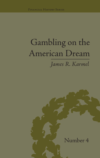 Gambling on the American Dream Atlantic City and the Casino Era book cover