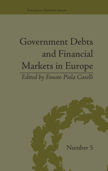 Government Debts and Financial Markets in Europe book cover