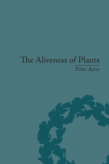 The Aliveness of Plants The Darwins at the Dawn of Plant Science book cover