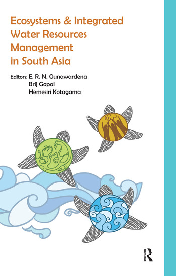 Ecosystems and Integrated Water Resources Management in South Asia book cover