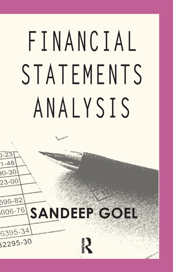 Financial Statements Analysis Cases from Corporate India book cover