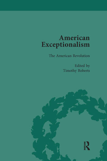 American Exceptionalism Vol 2 book cover