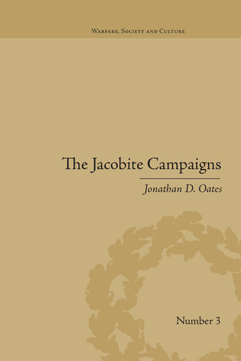 The Jacobite Campaigns The British State at War book cover