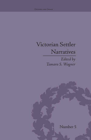 Victorian Settler Narratives Emigrants, Cosmopolitans and Returnees in Nineteenth-Century Literature book cover