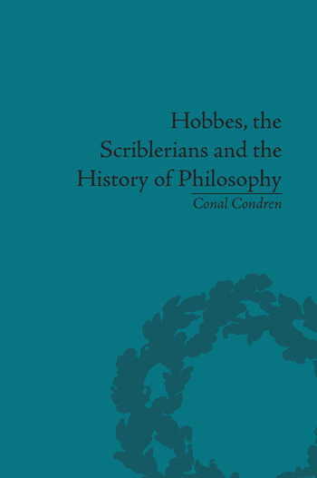 Hobbes, the Scriblerians and the History of Philosophy book cover