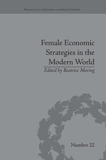 Female Economic Strategies in the Modern World book cover