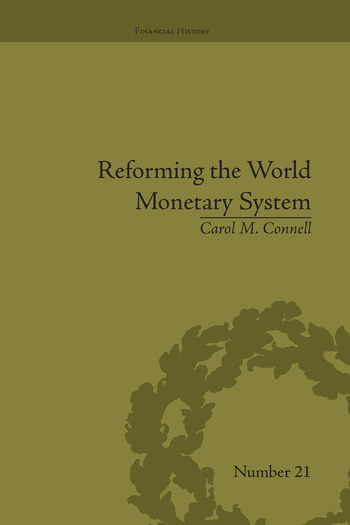 Reforming the World Monetary System Fritz Machlup and the Bellagio Group book cover