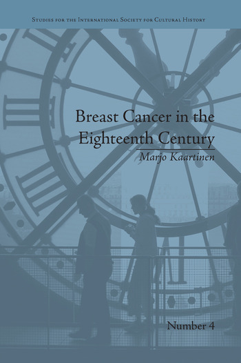Breast Cancer in the Eighteenth Century book cover