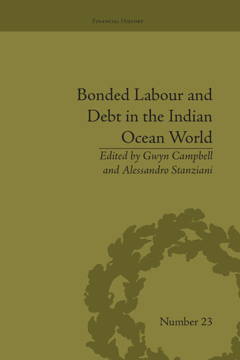Bonded Labour and Debt in the Indian Ocean World book cover