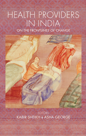 Health Providers in India On the Frontlines of Change book cover