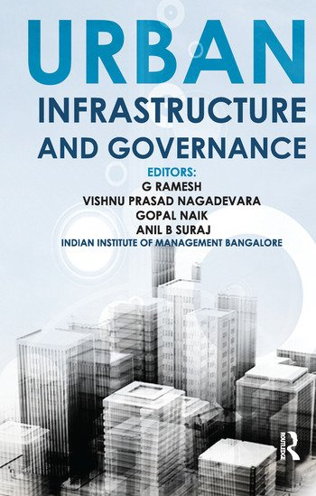 Urban Infrastructure and Governance book cover