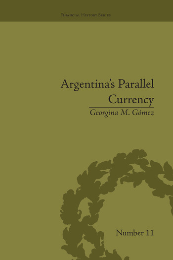 Argentina's Parallel Currency The Economy of the Poor book cover