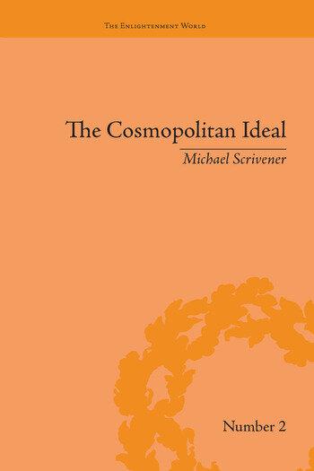The Cosmopolitan Ideal book cover