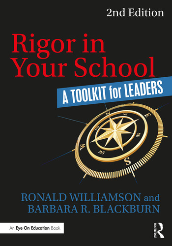 Rigor in Your School A Toolkit for Leaders book cover